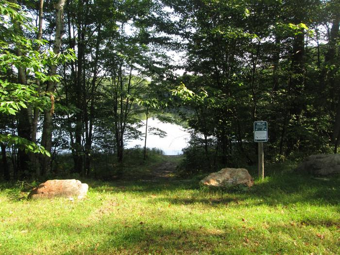 CARR LAKE DISPERSED CAMPSITE