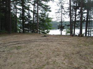 LYMAN LAKE DISPERSED CAMPSITE