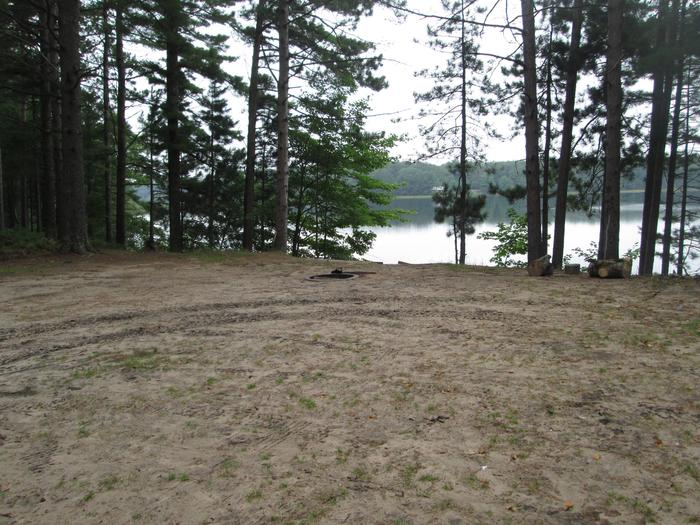 LYMAN LAKE DISPERSED CAMPSITE