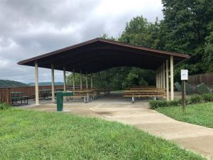 OVERLOOK SHELTER (BROOKVILLE LAKE)