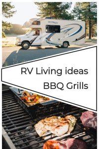 RV Living ideas - BBQ Grills